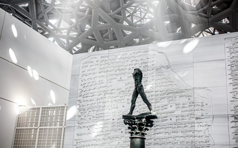 The Louvre Abu Dhabi – The Luxury Leo